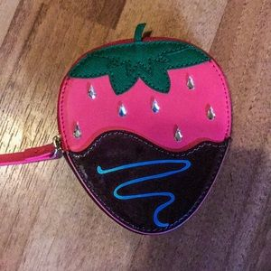 Kate Spade Strawberry Coin Purse